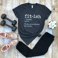 Fit-ish Graphic Tee