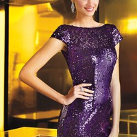 Alyce Paris Homecoming Dress Style 4348