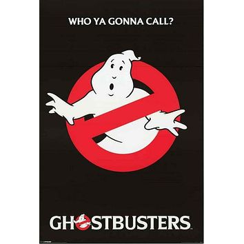 Ghostbusters Movie Poster 24x36