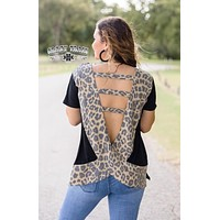Black Ladder of Fact Top by Crazy Train