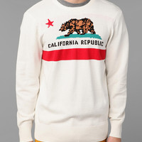 Urban Outfitters - Ripple Cali Flag Sweater