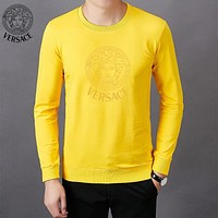 Versace Men Fashion Casual Top Sweater Pullover