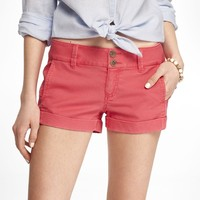 2 1/2 INCH WEATHERED SEAMED SHORTS