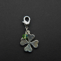 Clover Bridle Charm from Hunt Club