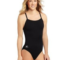 Amazon.com: Speedo Race Endurance+ Polyester Flyback Training Swimsuit: Clothing