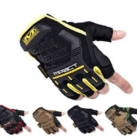 M-Pact motorcycle gym tactical fitness gloves cycling paintball