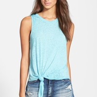 Women's Leith Front Knot Muscle Tee