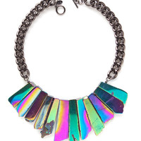 The Stardust Galatic Necklace