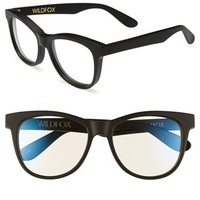 Wildfox 'Catfarer Spectacle' 53mm Optical Glasses