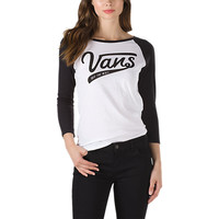Batter Up Raglan | Shop At Vans