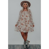 Sweet As Can Be Dress: Multi