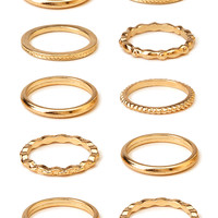 Must-Have Stackable Ring Set
