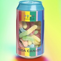 Dylan's Candy Bar 'Soda Can-dy' Gummy Candy