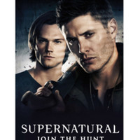 Supernatural Join The Hunt Poster