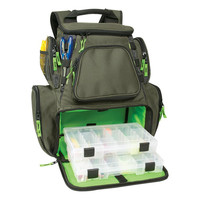 Wild River Multi-Tackle Large Backpack w/2 Trays