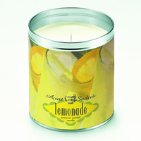 Glass of Cold Lemonade Candle