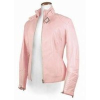 Lincoln Womens Leather Jacket