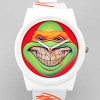Urban Outfitters - Flud Teenage Mutant Ninja Turtles x Ron English Watch