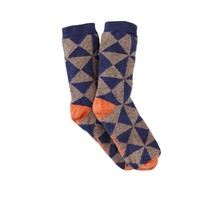 Tea Collection Melton Graphic Sock