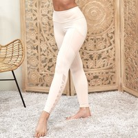 Barre Ready High Waist Yoga Pants