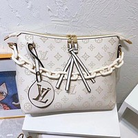 Louis Vuitton LV New Chain Bag Tote Bag Handbag Ladies Shoulder Messenger Bag
