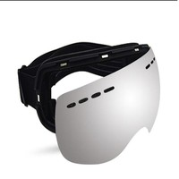 Ski Goggles Anti-fog Mirrored Lens Snowboard Snow Goggles for Men Women Youth for Skating Snowmobile