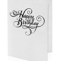 Joker Birthday Card: Prank birthday card that won't stop singing until it dies.