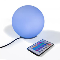 American DJ LED Rainbow Color Ball