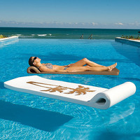 World's Finest Pool Floats with Screen-prints