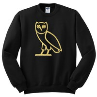 OVO OWL Inspired by Drake Crewneck Sweatshirt