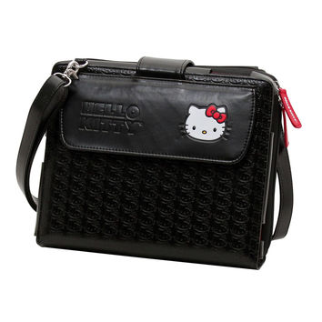 Hello Kitty Mini Messenger Bag compatible with iPad all generations