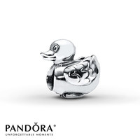 Pandora Ducky Charm Sterling Silver