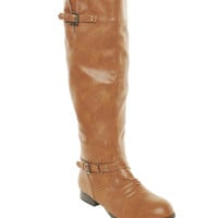 Zip Back Riding Boot | Shop Shoes at Wet Seal