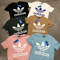 """ADIDAS""Hot letters print T-shirt"