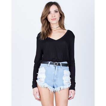 Casual Days Basic Top