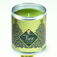 Whimsy Tree Candle