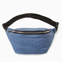 Chambray Fanny Pack
