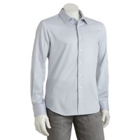 Apt. 9 Slim-Fit Striped Casual Button-Down Shirt