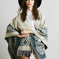 Free People Womens Ryder Ruana