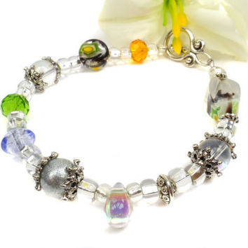 Mother in Law Poem Bracelet, Special Gift for Mother in Law C19