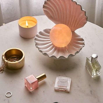 Color-Changing LED Shell Lamp   Urban Outfitters
