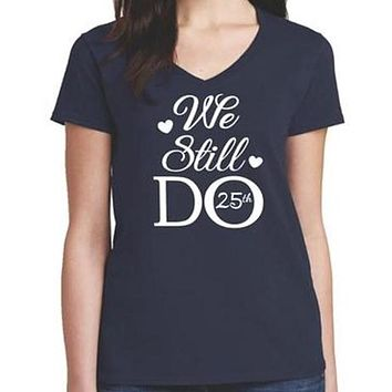 Anniversary Shirts, Plus Size We Still Do Matching Couples Shirts for Women