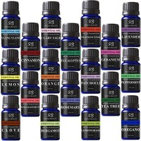 Essential Oil Set Aromatherapy Oils 18 Pack Pure Natural Therapeutic Grade
