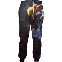Floating Astronaut Joggers