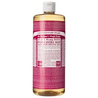 Dr. Bronner's Magic Soap - Hemp Rose - 32 oz