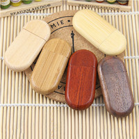 HOT!Wooden personality creative gift customized wood USB flash drive u disk USB2.0 flash drive Hot selling 1G 8GB 16GB 32GB 64GB Alternative Measures