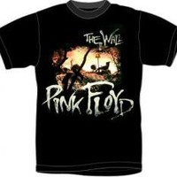 ROCKWORLDEAST - Pink Floyd, T-Shirt, The Wall