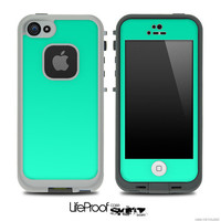 Seafoam Print Skin for the iPhone 4/4s or 5 LifeProof Case
