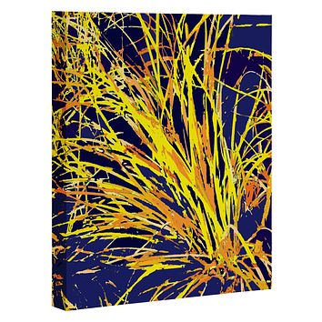 Rosie Brown Silly Strings Art Canvas