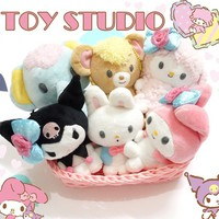 cute melody and tree forest friends kawaii cute imported full set